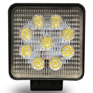 FARO DE TRABAJO 9 LED