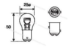 bombillas nissan, recambios para carretillas elevadoras y transpaletas