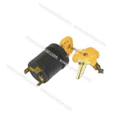 llave de contacto, interruptor incendido Jungheinrich, recambios