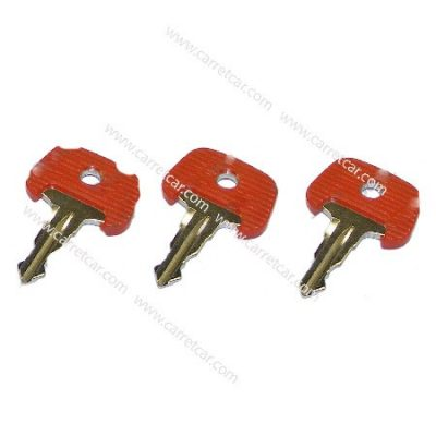 llave de contacto Jungheinrich, recambios para carretillas elevadoras y transpaletas