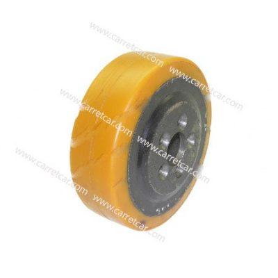 rueda de traccion